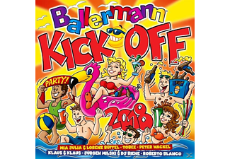 VARIOUS - Ballermann Kick Off 2018  - (CD)