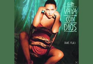 Vaya Con Dios - Time Flies-Ltd.Transparent Vinyl  - (Vinyl)