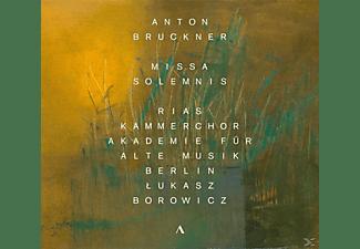 Rias Kammerchor & Akademie F'r Alte - Missa Solemnis/+  - (CD)