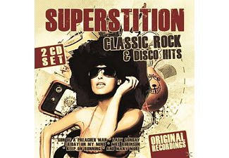 VARIOUS - Superstition/Classic Rock And Disco Hits  - (CD)