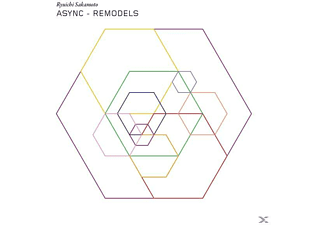 Ryuichi Sakamoto - Async Remodels  - (CD)