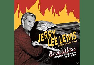 Jerry Lee Lewis - Breathless-Original Sun Singles,1956-1962+9  - (CD)