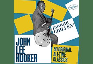 John Lee Hooker - Boogie Chillen'/50 Original All-Time Classics  - (CD)