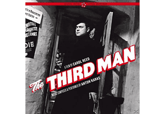 O.S.T. - The Third Man-Original Soundtrack  - (Vinyl)