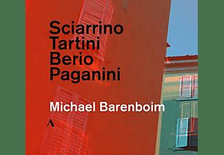 Michael Barenboim - Werke Für Violine Solo  - (CD)