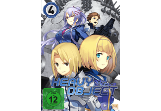 Heavy Object - Vol 4 (Episode 19-24) DVD