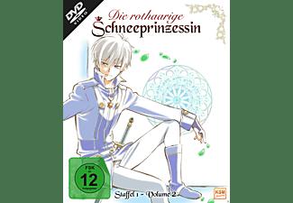 Die rothaarige Schneeprinzessin - Staffel 1.2 - Episode 5-8 DVD