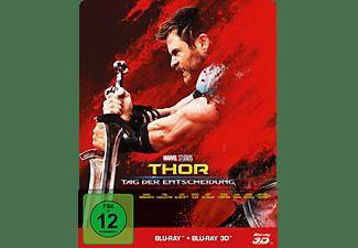 Thor: Tag der Entscheidung 3D + 2D Steelbook 3D Blu-ray (+2D)