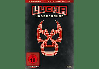 Lucha Underground 1.2 - Episode 21-39 DVD