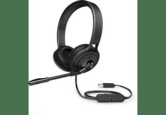 HP 500 USB-Headset Schwarz