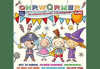 VARIOUS - Ohrwürmer Kids-Die Schönsten Karnevals-Und Fasc  - (CD)