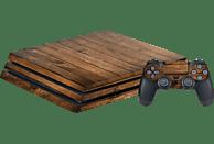 SPEEDLINK Sticker für PS4 Pro & Controller, Wood , Zubehör für PS4, Wood