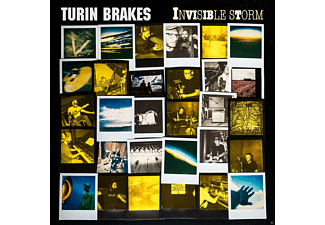 Turin Brakes - Invisible Storm  - (Vinyl)