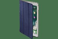 HAMA Suede Style Tablethülle Bookcover für Apple Mikrofaser, Dunkelblau