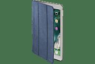 HAMA Suede Style Tablethülle Bookcover für Apple Mikrofaser, Hellblau