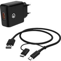 HAMA Qualcomm® Quick Charge™ 3.0 Ladeset