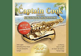 Captain Cook und seine singenden Saxophone - 25 Jahre  - (CD)