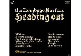The Lombego Surfers - Heading Out  - (CD)