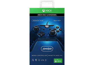 PDP Controller mit Audioanschluss blau Controller Blau