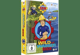 Feuerwehrmann Sam - Wild & Wasser Box DVD