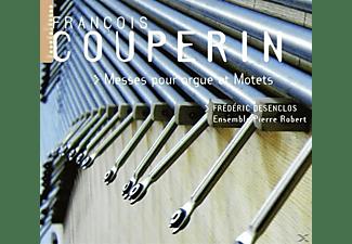 Ensemble Pierre Robert, Frederic Desenclos - Organ Masses & Motets  - (CD)
