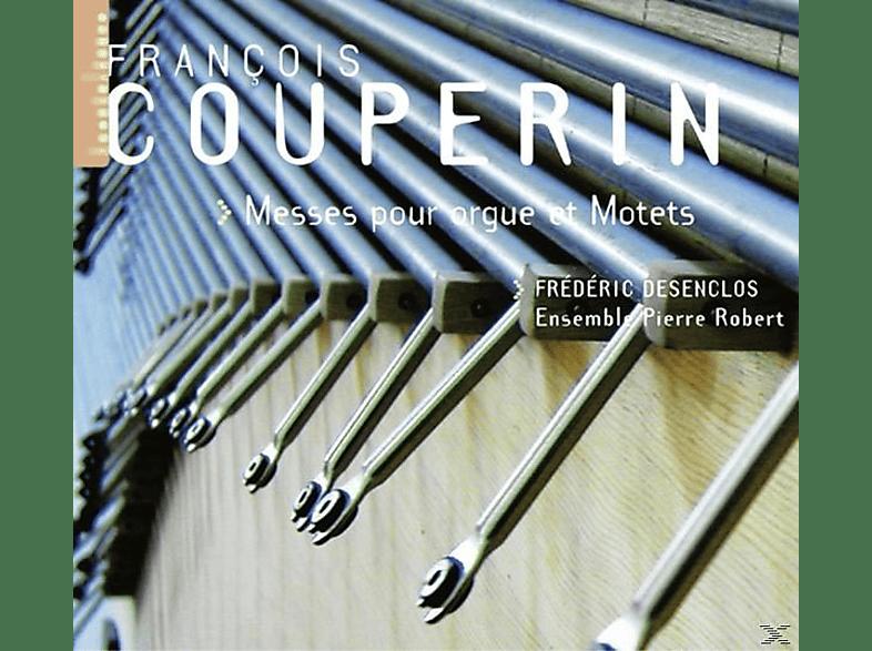 Frédéric Desenclos, Ensemble Pierre Robert - Organ Masses & Motets [CD]