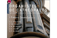 Frédéric Desenclos - Organistes Des Cathedrales [CD]
