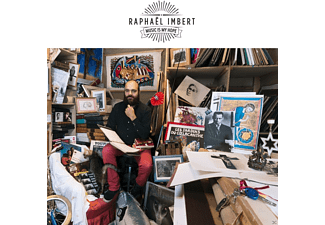 Raphael Imbert - Music Is My Hope - (CD)