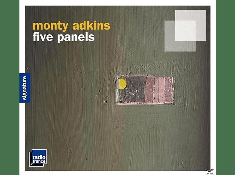 Monty Adkins - Five Panels [CD]