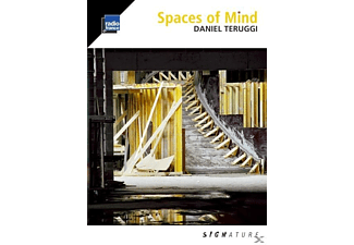 Daniel Teruggi - Spaces of Mind  - (CD)