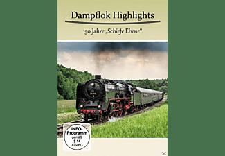 DAMPFLOK HIGHLIGHTS - 150 JAHRE SCHIEFE EBENE DVD