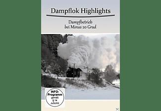 DAMPFLOK HIGHLIGHTS-DAMPFBETRIEB BEI MINUS 20 GRAD DVD