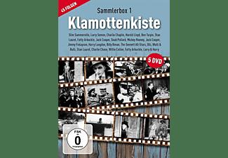 KLAMOTTENKISTE 1.SAMMLERBOX (45 FOLGEN) DVD