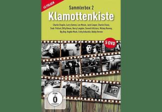 KLAMOTTENKISTE 2.SAMMLERBOX (45 FOLGEN) DVD