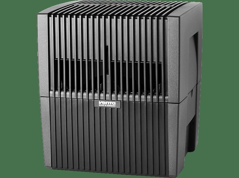 VENTA LW 25 Luftbefeuchter Anthrazit/Metallic (8 Watt, Raumgröße: 40 m²)