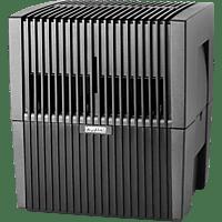 VENTA LW 25 Original Luftbefeuchter Anthrazit/Metallic (8 Watt, Raumgröße: 40 m²)