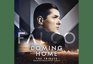 Falco - FALCO Coming Home-The Tribute Donauinselfest 2017   - (CD)