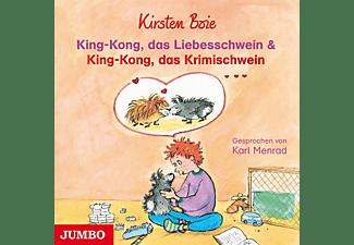 Karl Menrad - King-Kong, Das Liebesschwein & Das Krimischwein  - (CD)