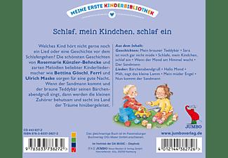 VARIOUS - Meine Erste Kinderbibliothek: Meine ersten Gutenacht-Geschichten und Lieder  - (CD)