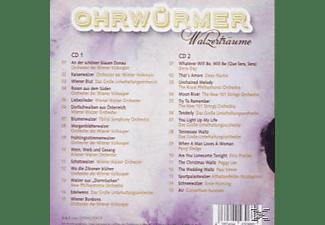 VARIOUS - Ohrwürmer-Walzerträume  - (CD)