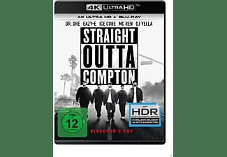 Straight outta Compton (Directors Cut) 4K Ultra HD Blu-ray + Blu-ray