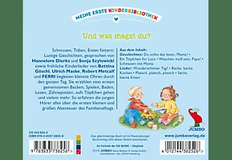 VARIOUS - Meine Erste Kinderbibliothek: Meine Allerersten Geschichten und Lieder  - (CD)