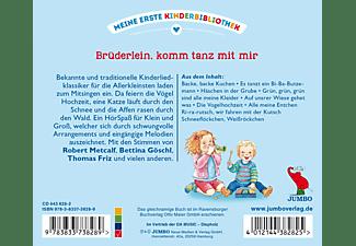 VARIOUS - Meine Erste Kinderbibliothek: Meine Ersten Kinderlieder  - (CD)