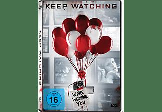 Keep Watching DVD