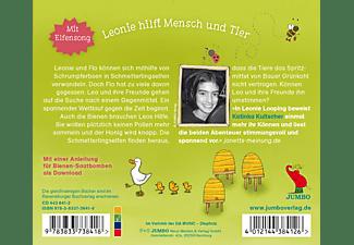 Katinka Kultscher - Leonie Looping 3+4 - Der Verrückte Schrumpferbsen-Unfall  - (CD)