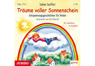 Sabine Seyffert - Träume Voller Sonnenschein 1+2 - Entspannungsgeschichten für Kinder  - (CD)