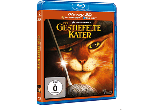 Der gestiefelte Kater 3D Blu-ray (+2D)