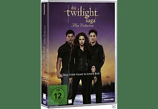 Die Twilight-Saga Film Collection DVD