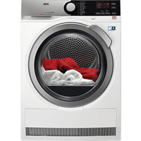 AEG T8DE76595 Wärmepumpentrockner Frontlader 9 kg Weiß