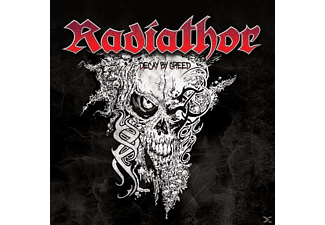 Radiathor - Decay By Greed  - (CD)